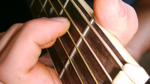 Music Instruments: Guitar Technique Tips - Acoustic Guitars