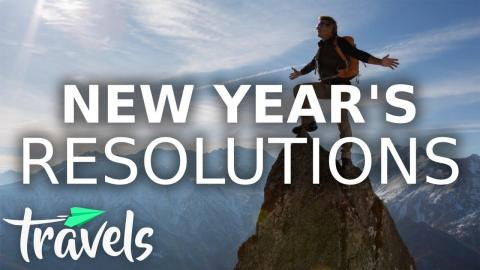 Top 10 New Year's Travel Resolutions