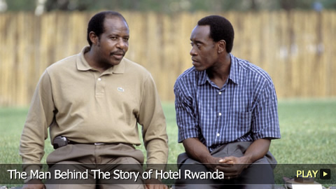 We speak with Paul Rusesabagina about the 1994 Rwandan Genocide,