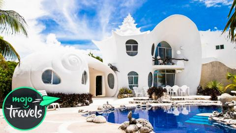 Top 5 Craziest Airbnb Properties You Will Actually Want to Rent