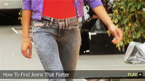 How To Find Jeans That Flatter
