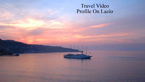 Travel To The Region Of Lazio