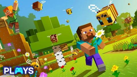 Gaming History: When Minecraft Was the Most Important Thing Ever | MojoPlays