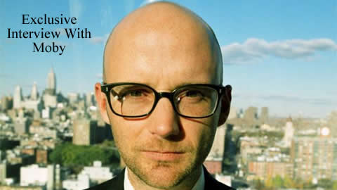 Moby Interview Part 1