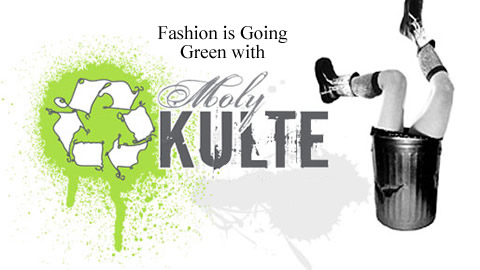 Fashion is Going Green