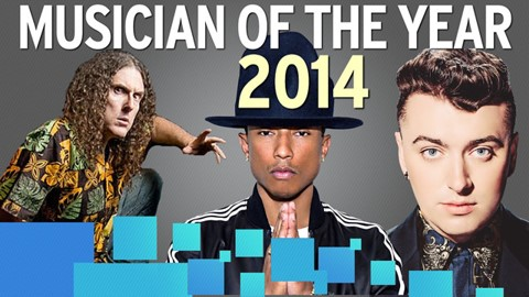 WatchMojo's Male Musician of the Year: 2014