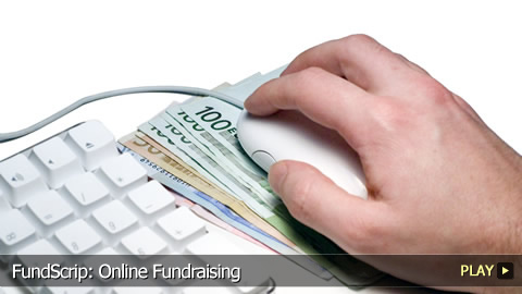 FundScrip: Online Fundraising