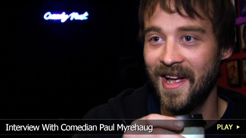 Interview With Comedian Paul Myrehaug