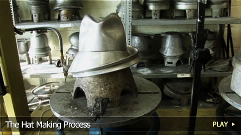 The Hat Making Process