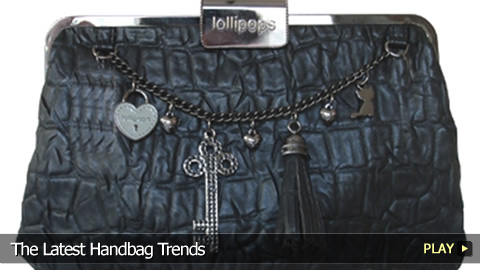 The Latest Handbag Trends