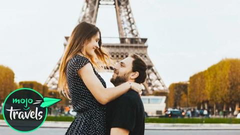 Top 10 Most Romantic Cities and Destinations