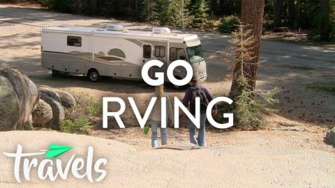 Top 5 Reasons Why You Should Go RVing This Summer