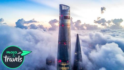 Top 10 Destinations in Shanghai