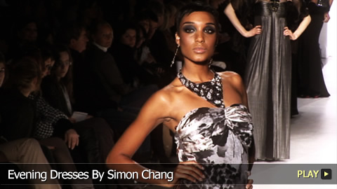 Evening Dresses By Simon Chang