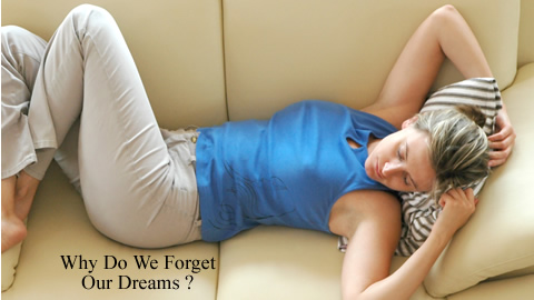 Tips To Remember Your Dreams