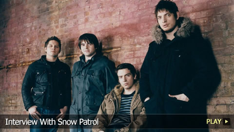Interview With Snow Patrol