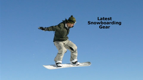 Buying a Snowboard, Gear and Accessories
