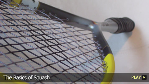The Basic Rules of Squash