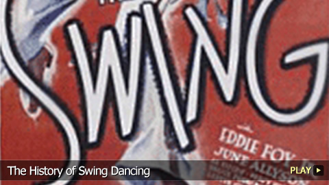 The History of Swing Dancing