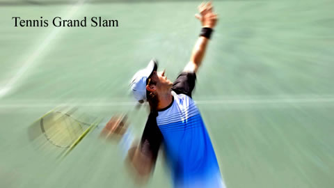 What Is A Grand Slam In Tennis