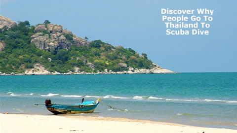 The Beaches of Thailand