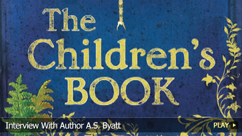 Interview With Author A.S. Byatt