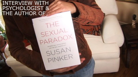 Interview With Author of The Sexual Paradox (Part 1)