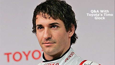 Interview With Formula 1 Driver Timo Glock
