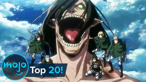 Top 20 Attack on Titan Moments