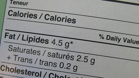 Health Tip: Trans Fats