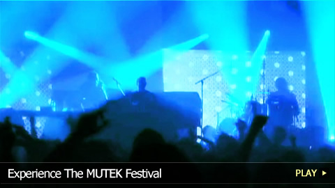 Experience The MUTEK Festival