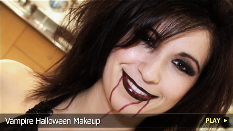 Halloween Makeup Vampire Men Ideas 2012