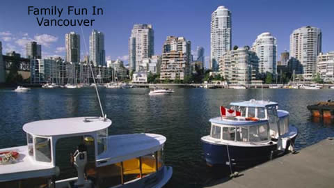 Vancouver's Top 5 Fun Family Activities