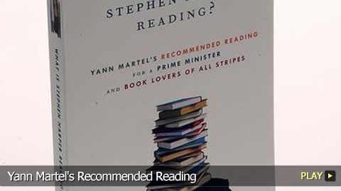 Yann Martel On Why Politicians Should Read