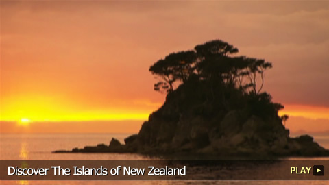 Discover The Islands of New Zealand