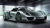 Porsche 918 Spyder at the 2010 Geneva Auto Show
