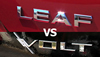 Chevy Volt vs. Nissan LEAF: Electric Car Battle