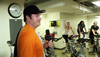 Laughing Fit with Comedian Steve Patterson: Indoor Cycling