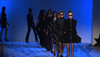 Project Runway's Christian Siriano at New York Fashion Week