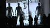 David Beckham Bodywear for H and M Launch