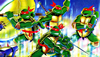 Superhero Origins: The Teenage Mutant Ninja Turtles