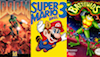 Top 10 Retro Video Game Boxart