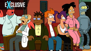 Top 10 Primary Futurama Characters