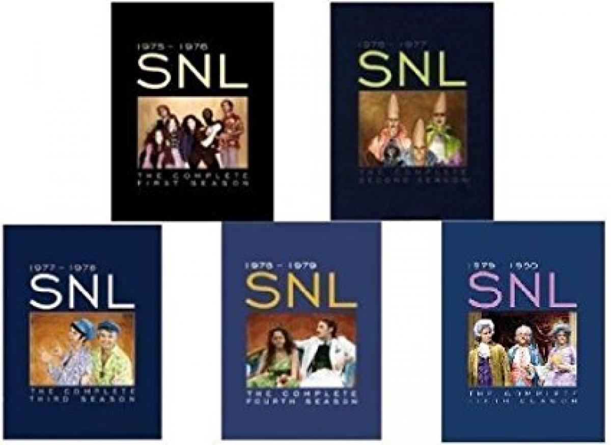 Saturday Night Live (Seasons 1-5)