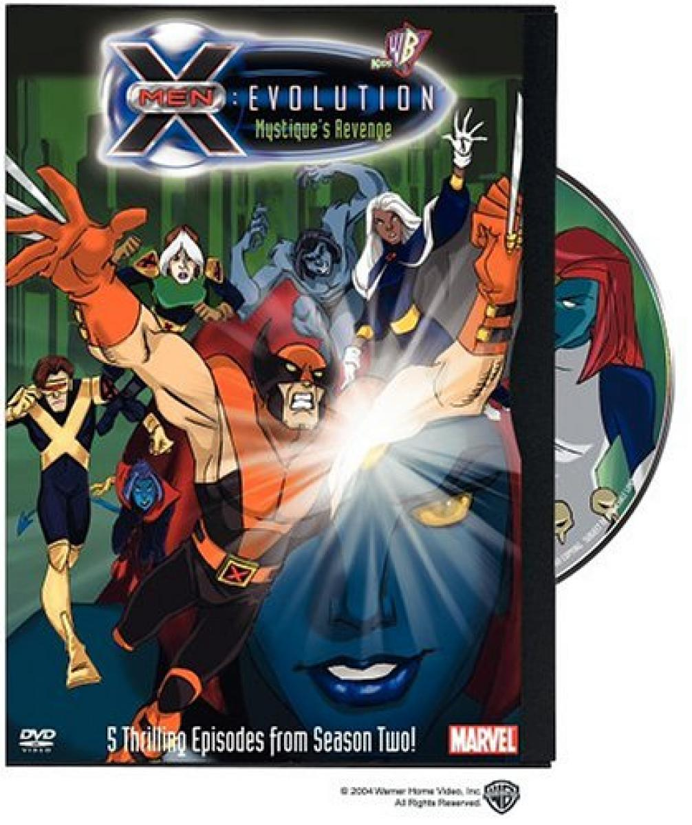 X-Men: Evolution - Mystique's Revenge