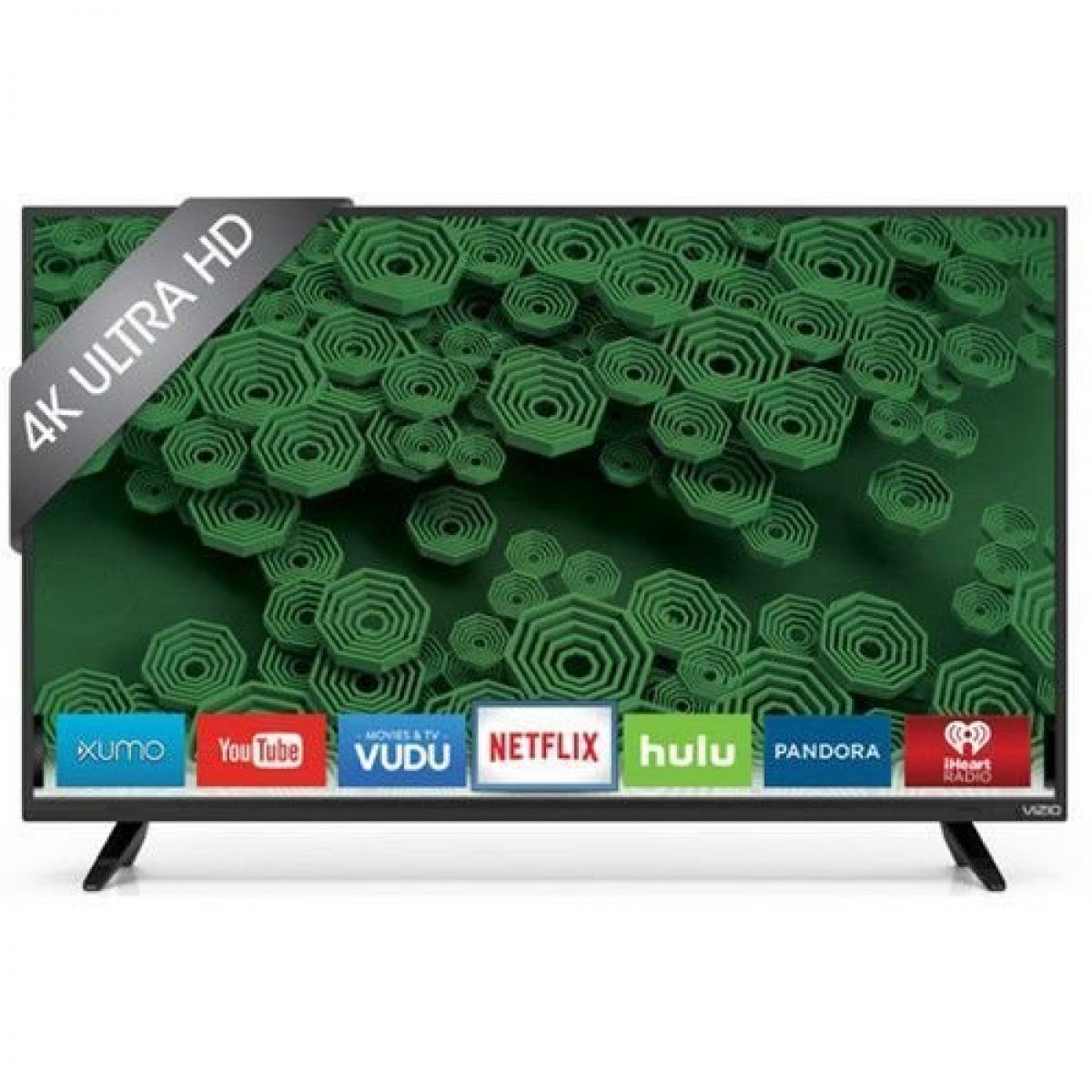 VIZIO 50-Inch 4K Ultra HD TV