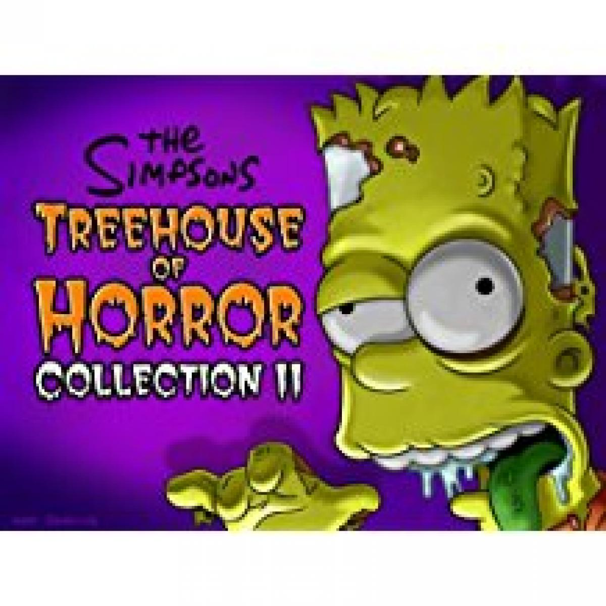 The Simpsons: Treehouse of Horror (Collection II)