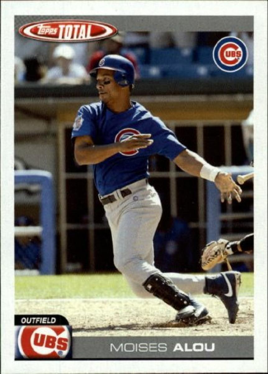 Topps Total Baseball Card