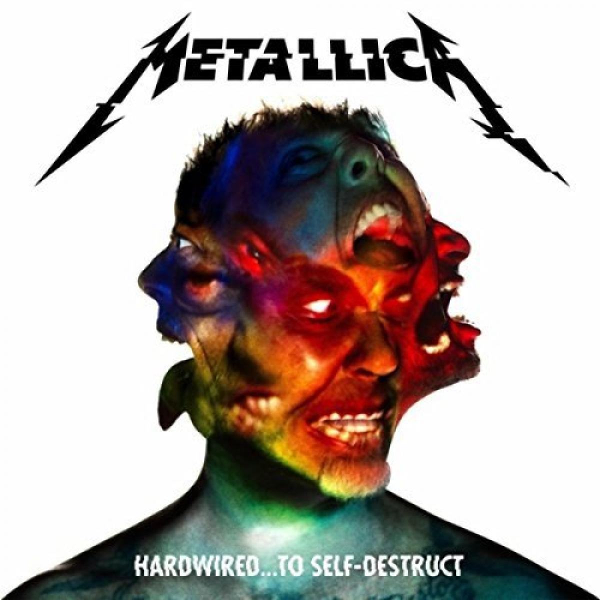 Hardwired... to Self-Destruct by Metallica