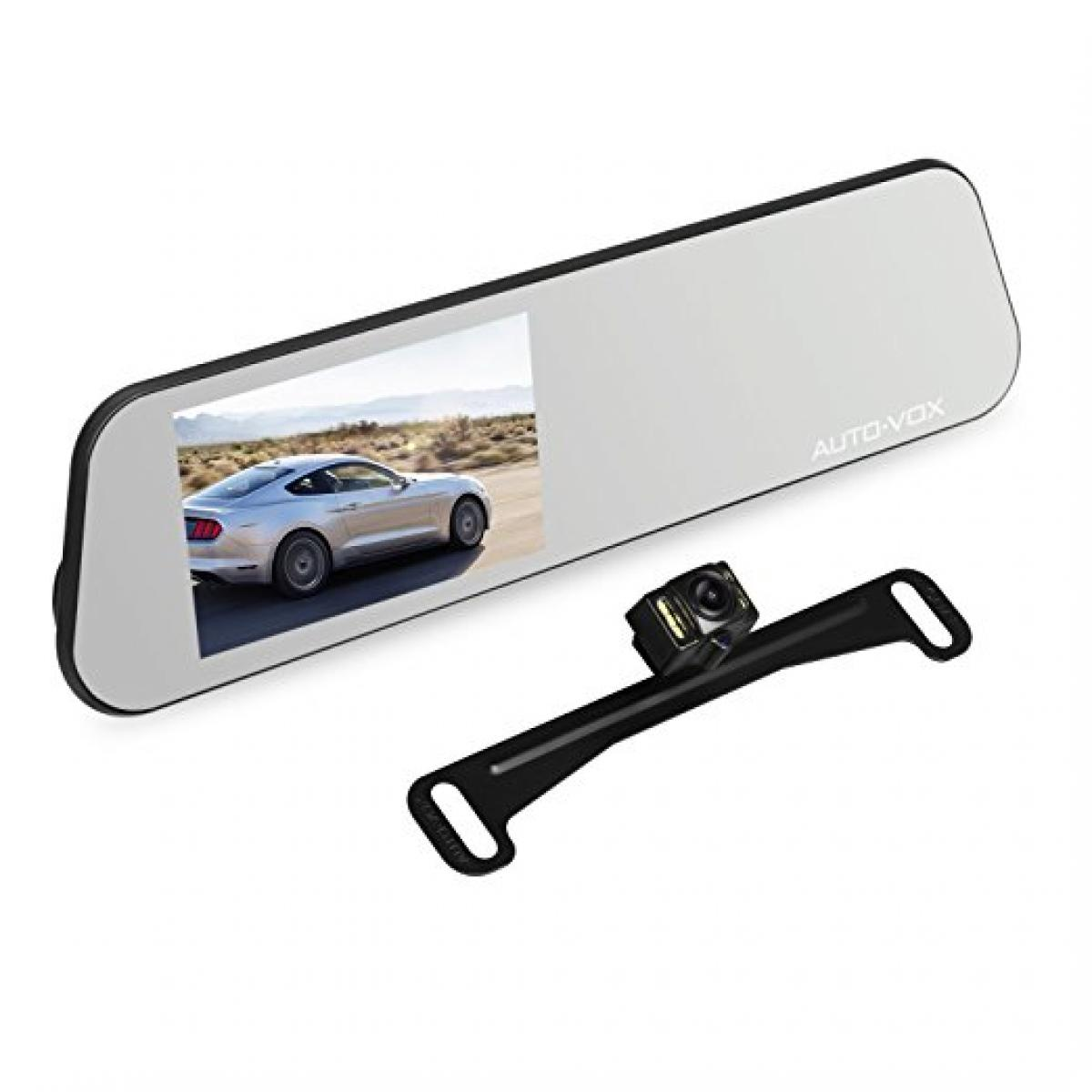M6 Backup Camera and Monitor Kit